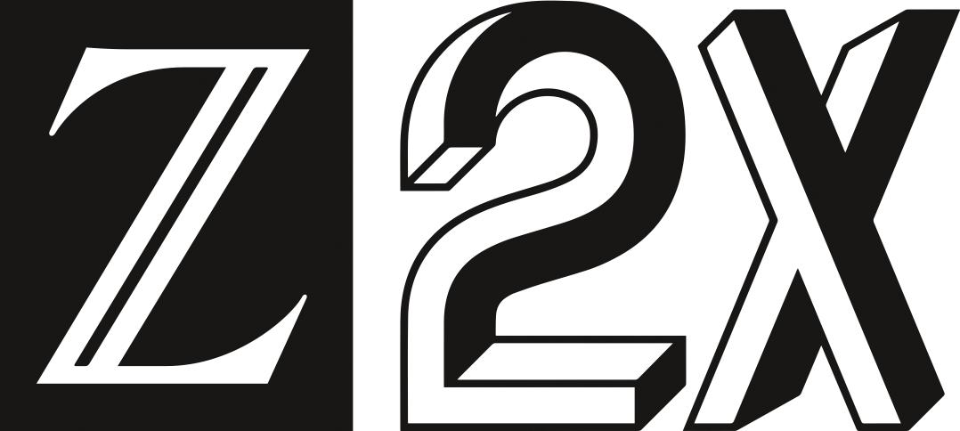 Z2X-Logo-black_transparenter Hintergrund