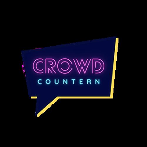 Logo Crowd Countern