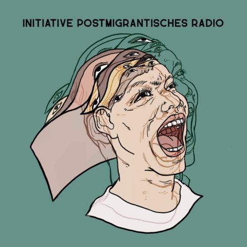 Logo Postmigrantisches Radio