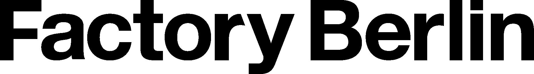 Logo Factory Berlin